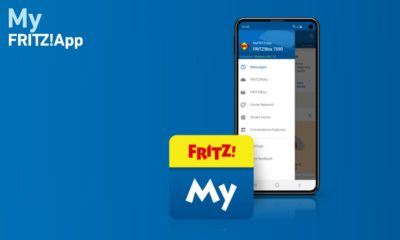 MyFRITZ! App de AVM: control total desde tu smartphone o tablet 136