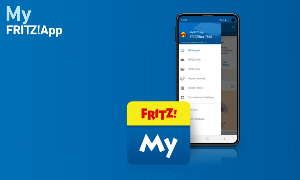 MyFRITZ! App de AVM: control total desde tu smartphone o tablet 30