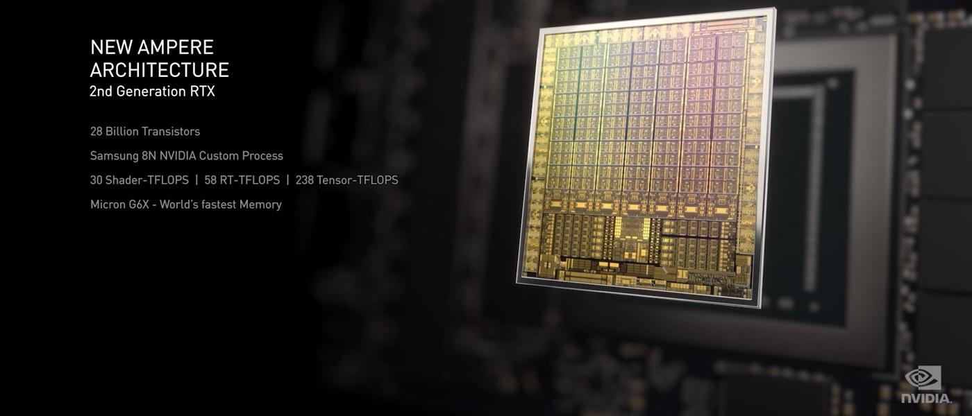 GeForce RTX 3080, análisis: la consagración del trazado de rayos 41
