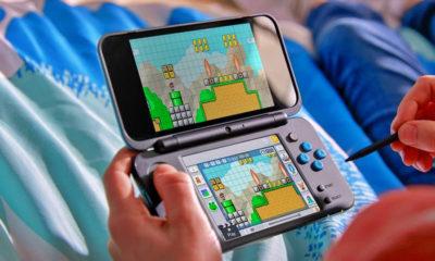 Nintendo 3ds descontinuada facricación