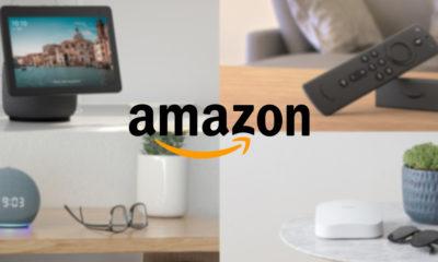 Todas las novedades del evento de hardware de Amazon 8