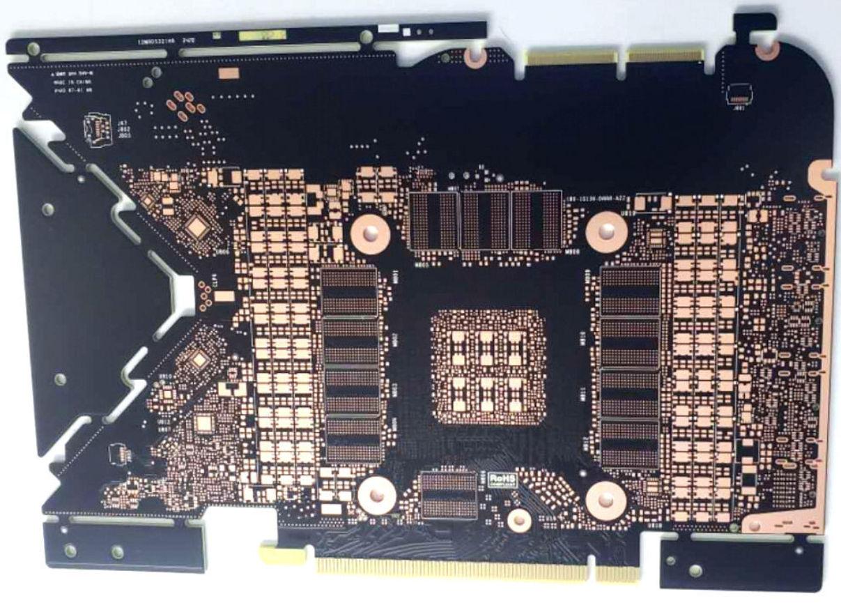 PCB de la GeForce RTX 3090