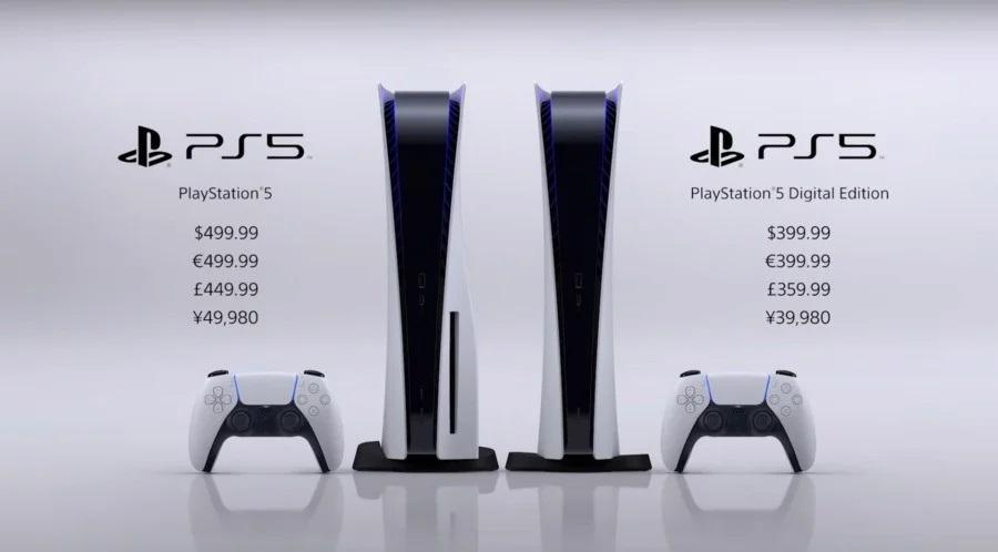 Precio de PS5 oficial