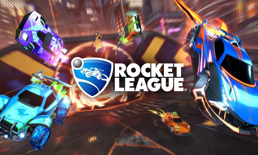 Consigue 10 euros en la Epic Games Store descargando Rocket League