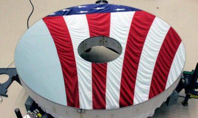 Roman Space Telescope ya tiene listo su espejo principal