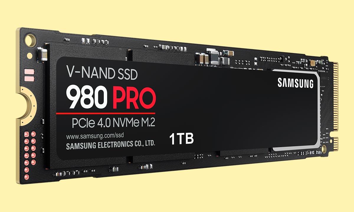 Samsung 980 PRO: Samsung confirma su SSD más veloz