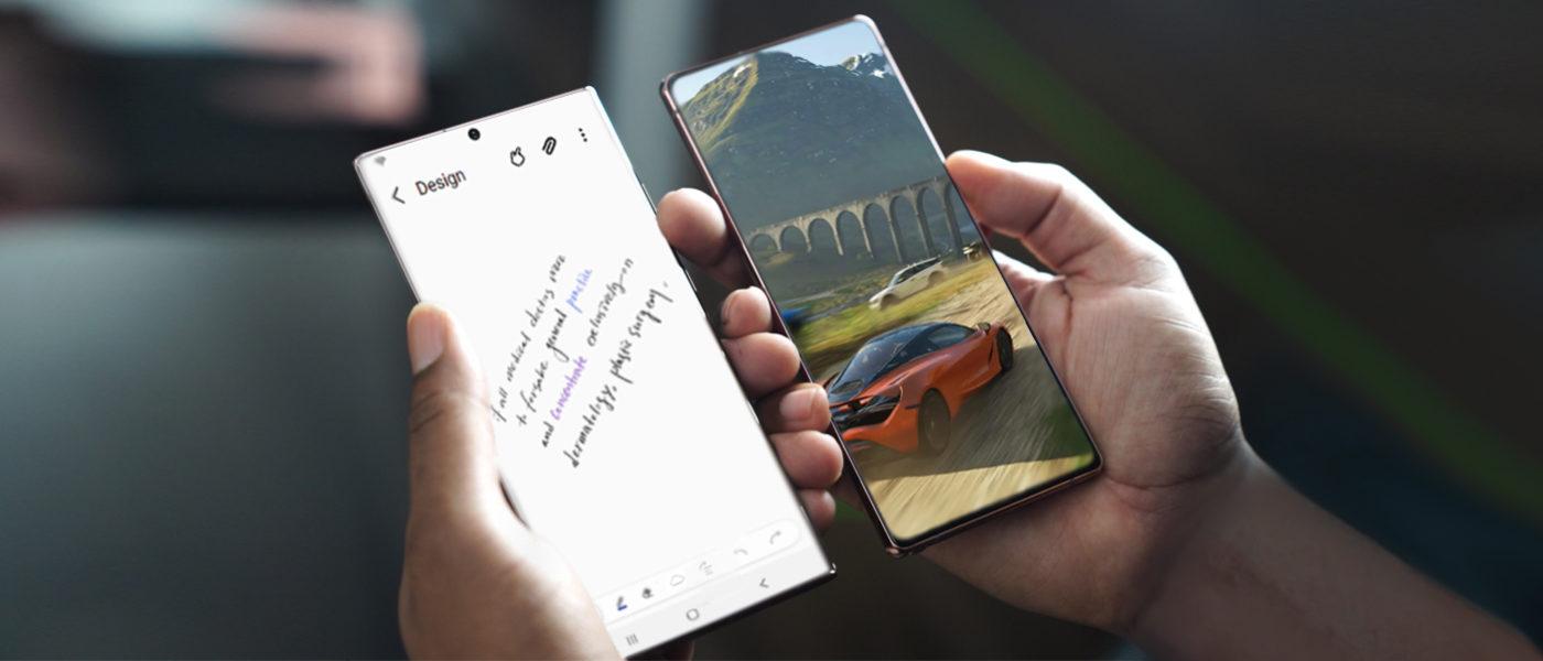 Samsung Note 20 Ultra Work Play Gaming Trabajo