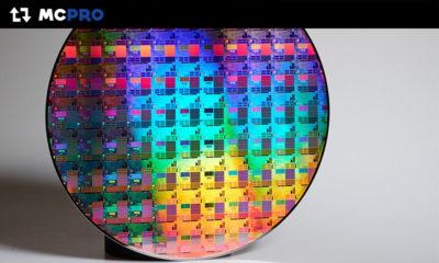 TSMC oblea silicio