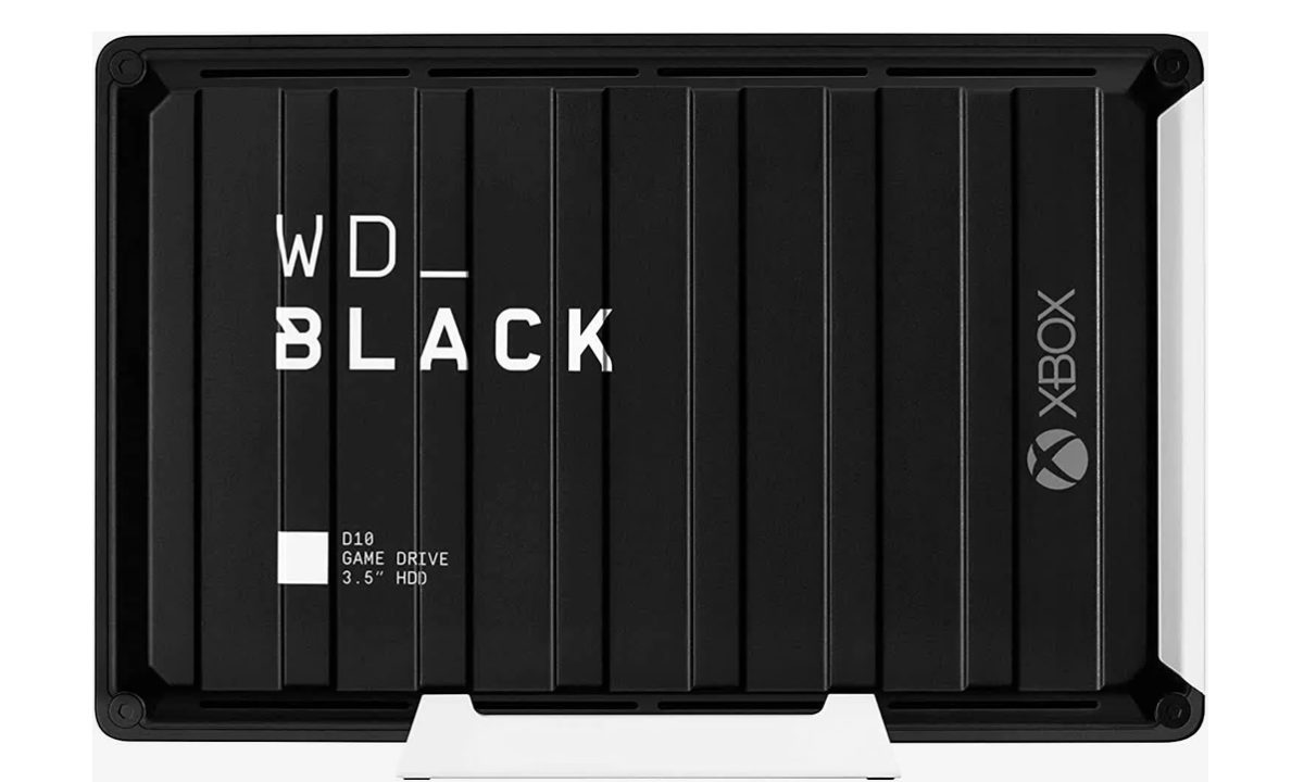 WD Black HDD Xbox