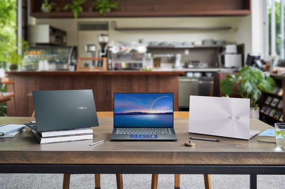 ASUS pone al día su línea ZenBook y ExpertBook con los procesadores Intel Tiger Lake 32