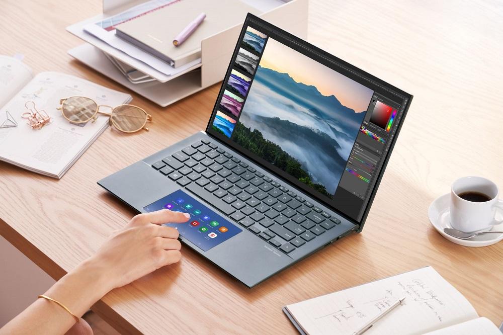 ASUS pone al día su línea ZenBook y ExpertBook con los procesadores Intel Tiger Lake 38