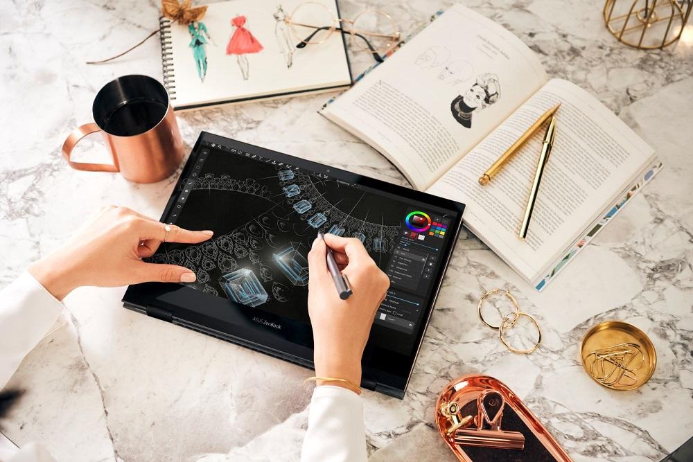 ASUS pone al día su línea ZenBook y ExpertBook con los procesadores Intel Tiger Lake 44