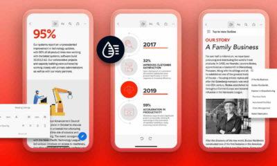 Adobe presenta Liquid Mode, una IA que adapta PDF a cualquier pantalla 1
