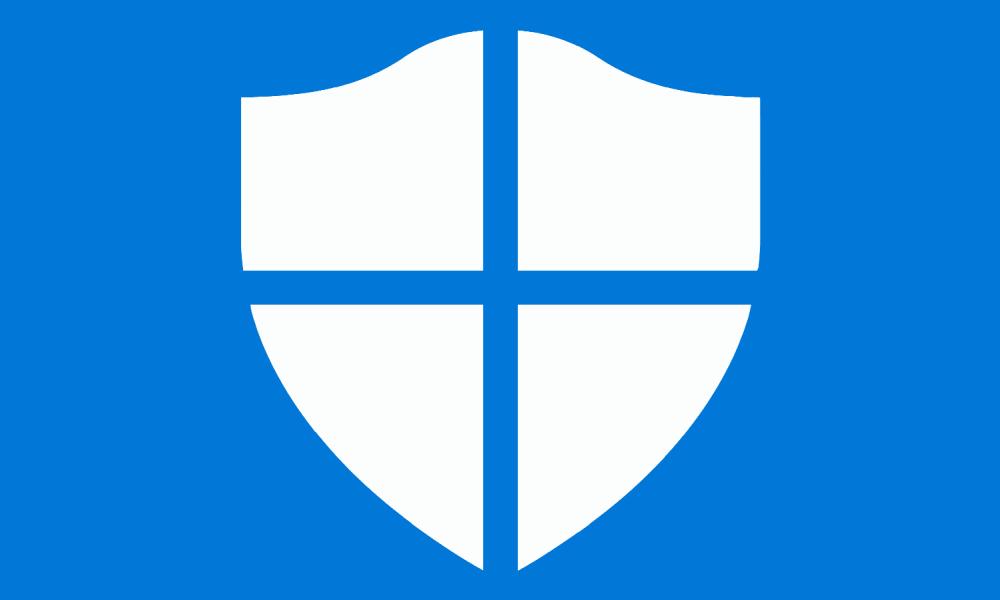 antivirus de Windows 10