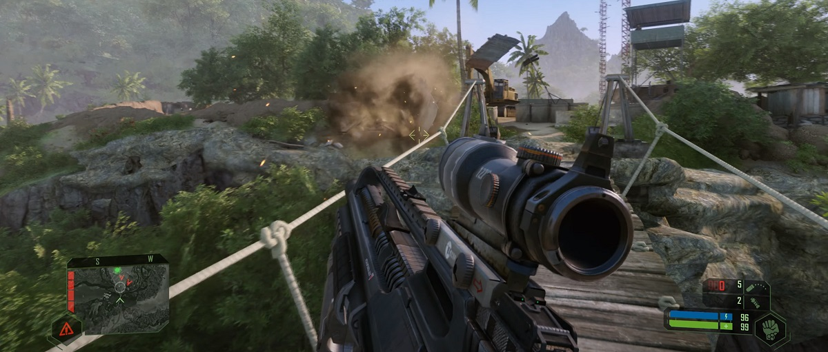 Crysis Remastered, análisis: un desafío para cualquier PC tope de gama 34