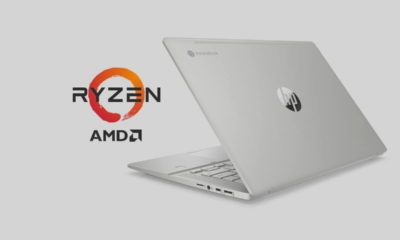AMD llevará nuevos Ryzen y Athlon a los Chromebooks 3