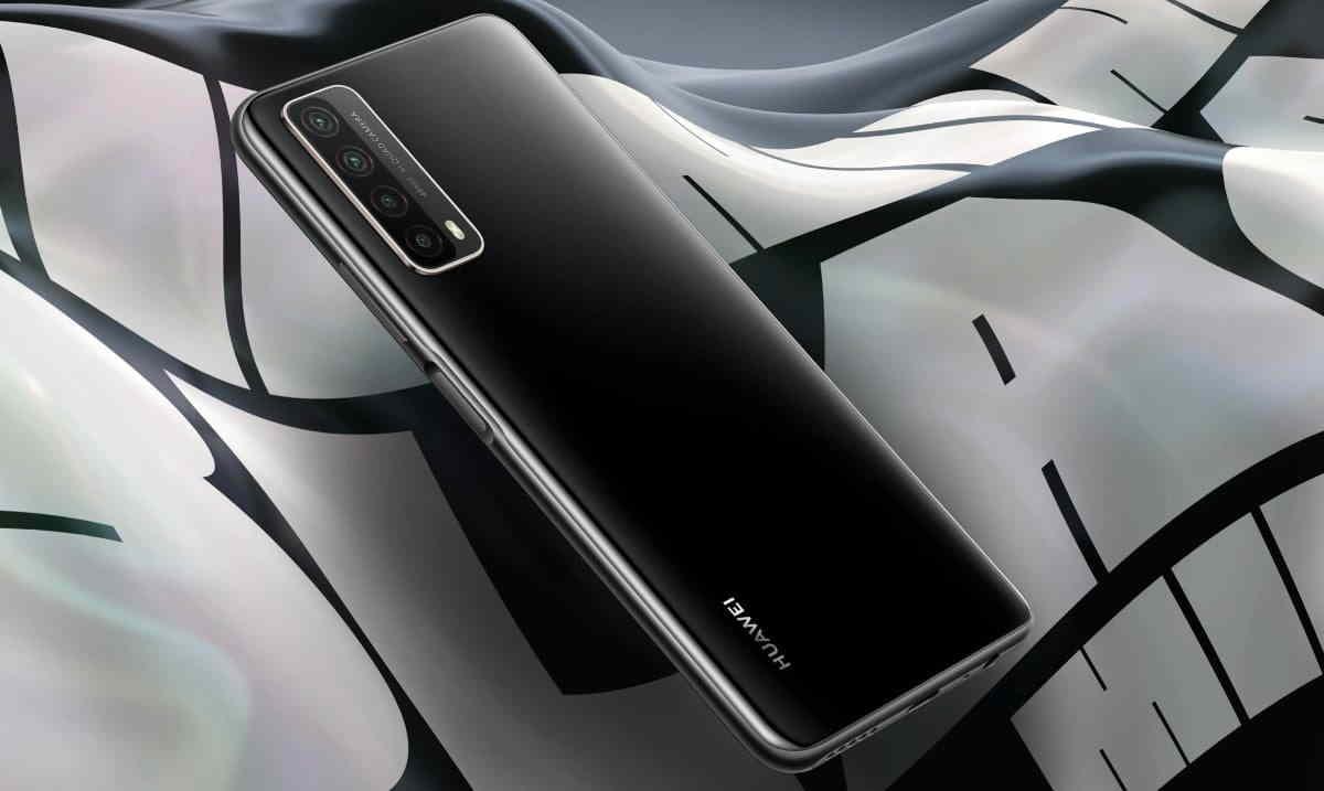 Huawei P Smart 2021, un gama media con gran batería 35