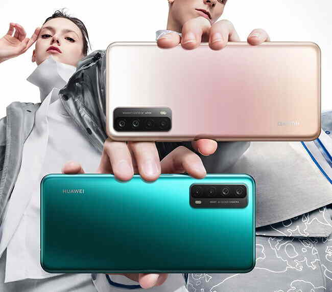 Huawei P Smart 2021, un gama media con gran batería 33