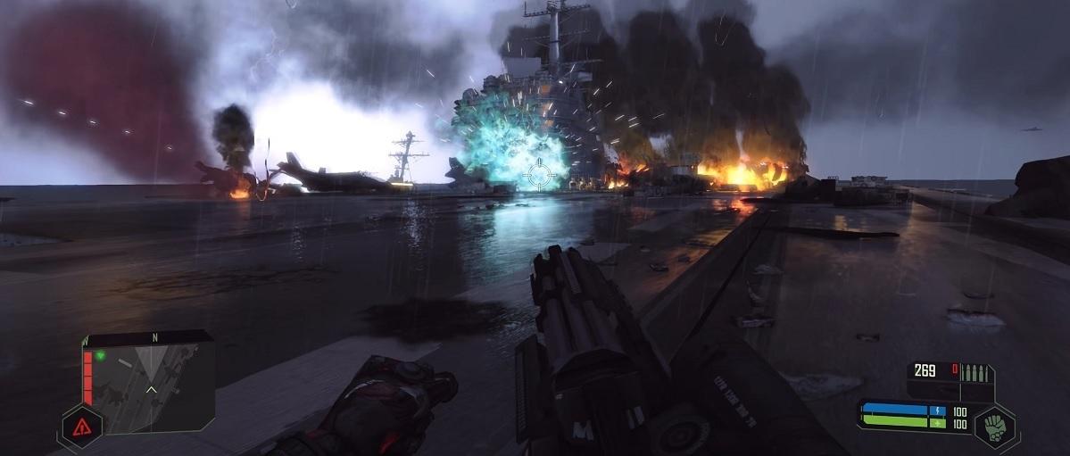 Crysis Remastered, análisis: un desafío para cualquier PC tope de gama 47
