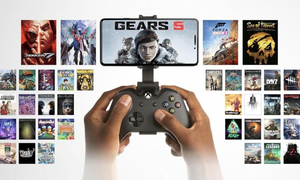 xCloud Xbox Game Pass iOS iPhone