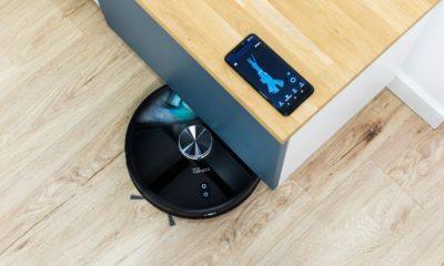 Cecotec presenta el nuevo robot aspirador Conga 6090 5