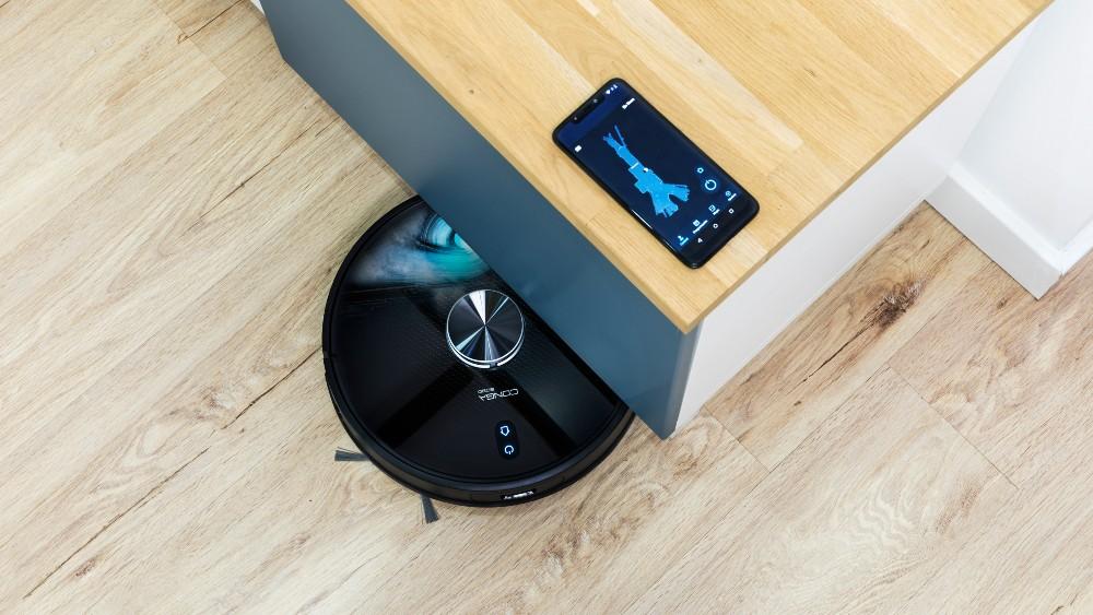 Cecotec presenta el nuevo robot aspirador Conga 6090 31