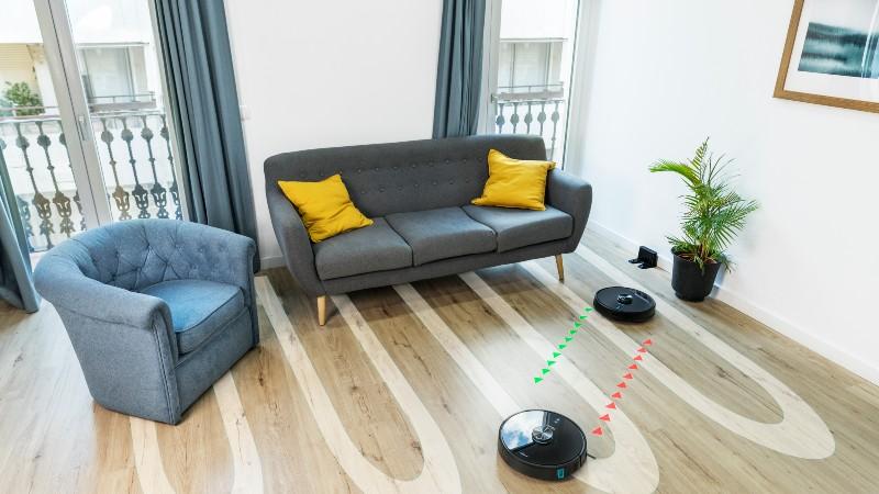 Cecotec presenta el nuevo robot aspirador Conga 6090 33