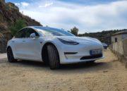 Tesla Model 3, alturas 102