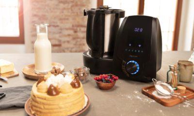 Cecotec lanza sus primeros robots de cocina Mambo con aplicación móvil 41