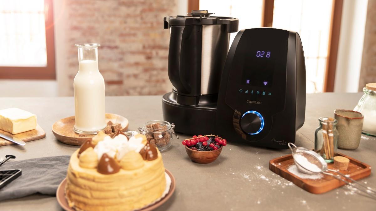 Cecotec lanza sus primeros robots de cocina Mambo con aplicación móvil 28