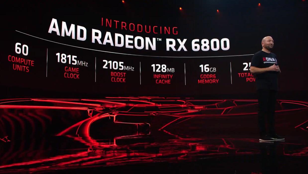 AMD Radeon RX 6900 XT, Radeon RX 6800 XT y Radeon RX 6800: especificaciones y precios 57