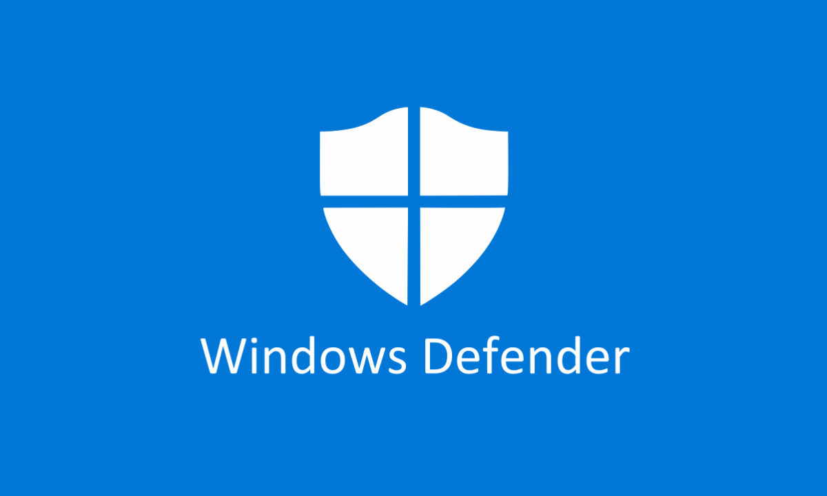 AV-Test Windows Defender
