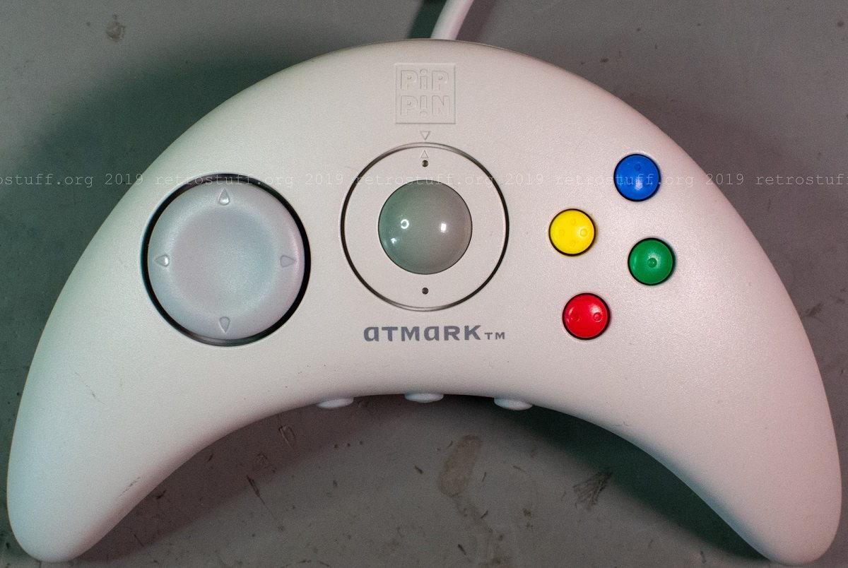 mando de control