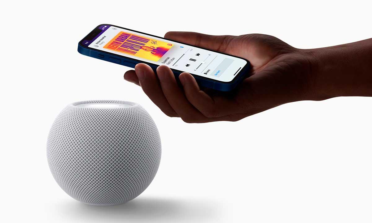 Análisis altavoz Apple HomePod Mini