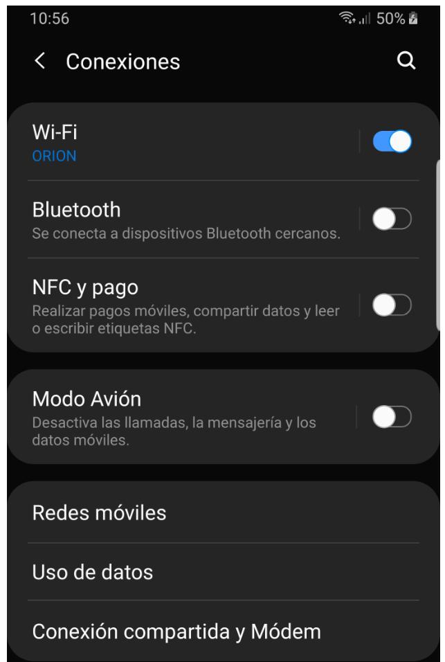 Cómo compartir la conexión a Internet de un smartphone con un PC u otros dispositivos móviles 31