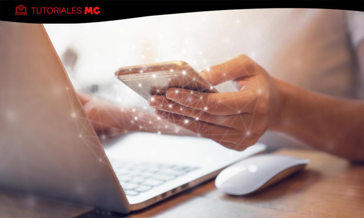 compartir la conexión a Internet