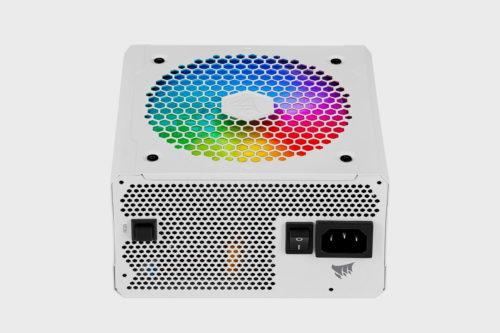 Corsair CX650F RGB, análisis: potencia modular con un toque de color 49