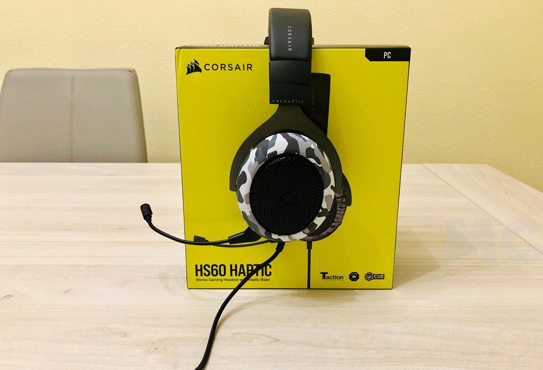 Corsair HS60 HAPTIC, análisis: siente el sonido como nunca lo habías hecho 54