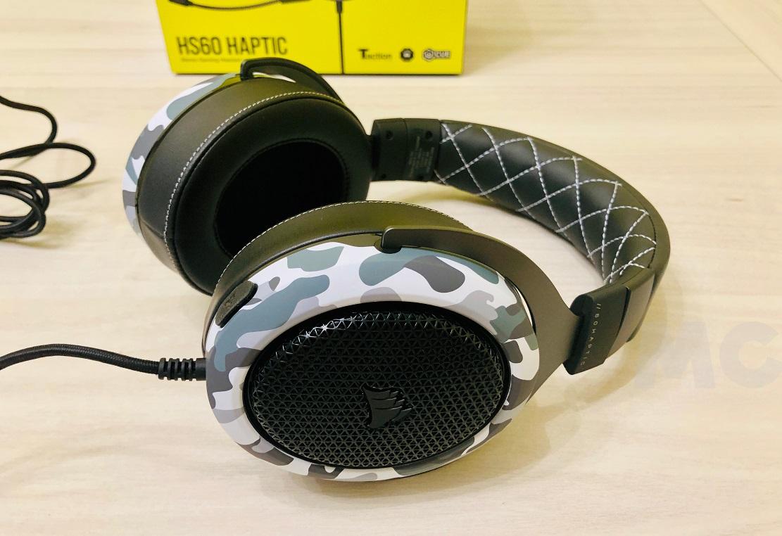 Corsair HS60 HAPTIC, análisis: siente el sonido como nunca lo habías hecho 52