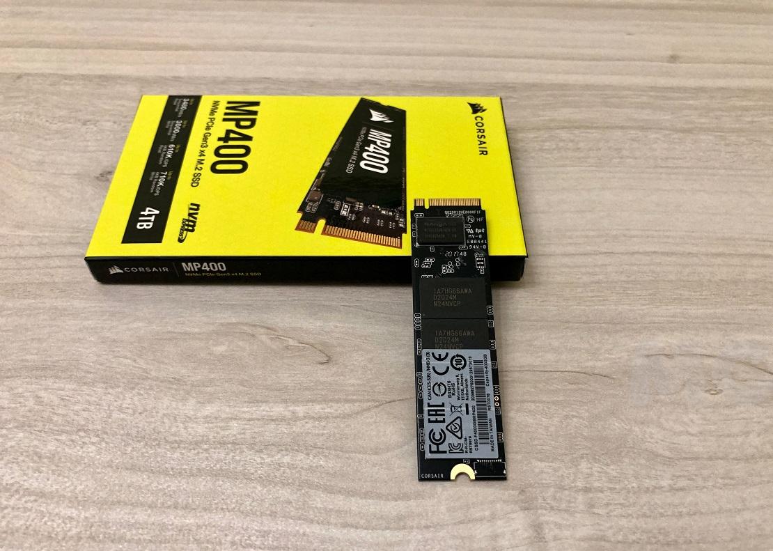 SSD Corsair MP400, análisis: la grandeza de las pequeñas cosas 33