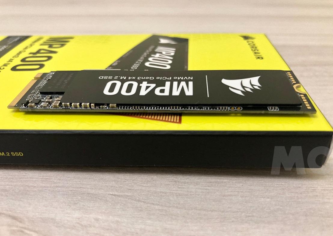 SSD Corsair MP400, análisis: la grandeza de las pequeñas cosas 54