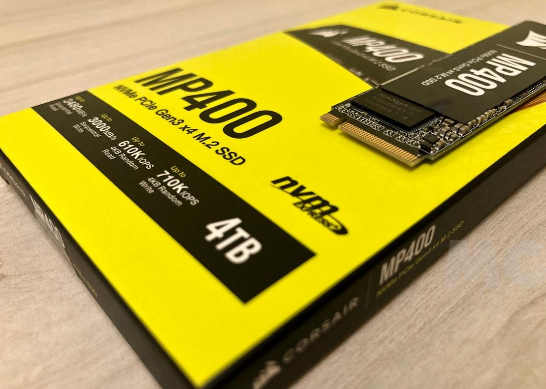 SSD Corsair MP400, análisis: la grandeza de las pequeñas cosas 58