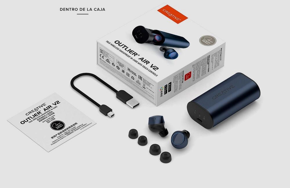 Creative Outlier Air V2: sonido de calidad a buen precio 31