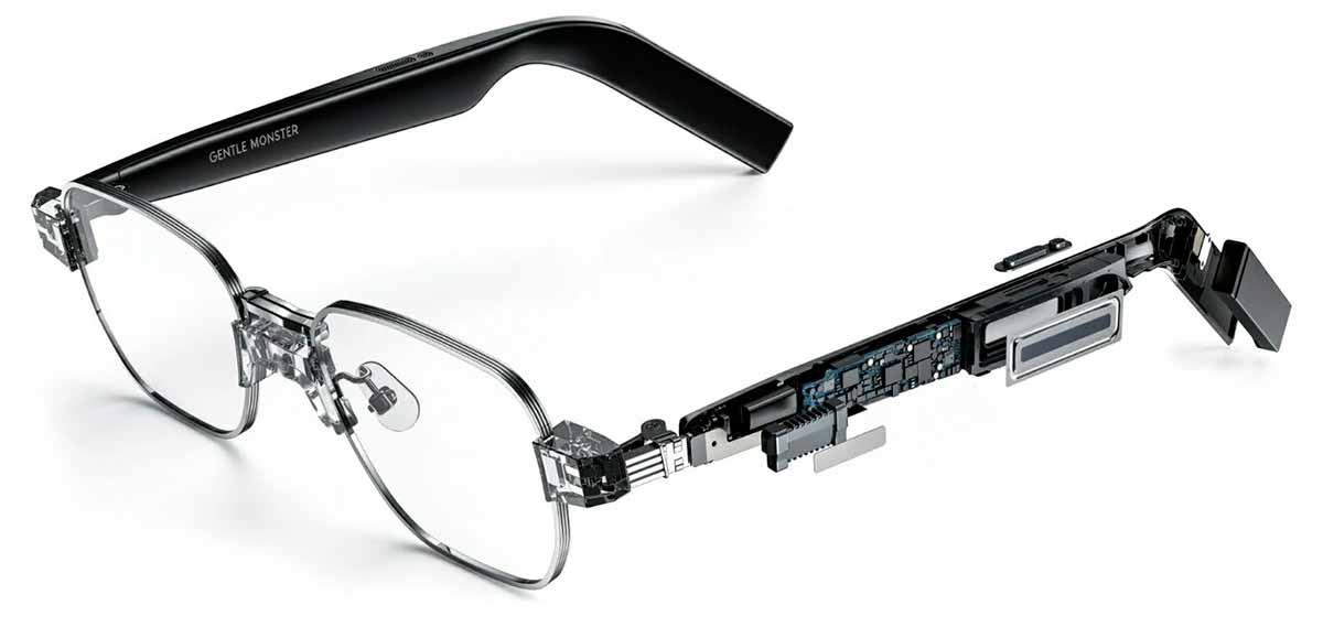 Huawei X Gentle Monster Eyewear II: unas gafas muy smart