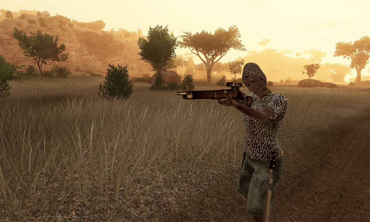 Far Cry 2: vuelve a jugarlo con Far Cry 2: New Dunia