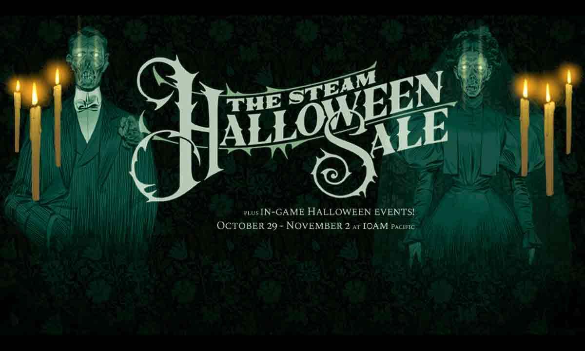Halloween en Steam: unas rebajas que dan mucho miedo