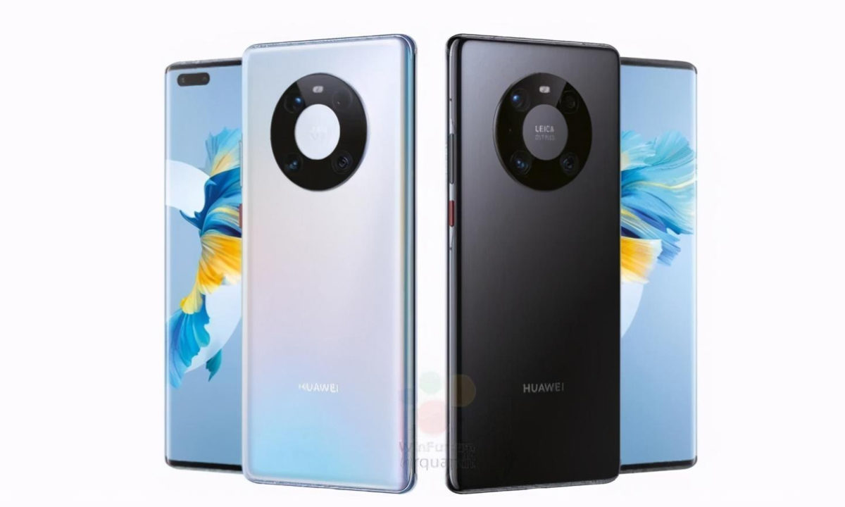 Huawei Mate 40 Pro especificaciones