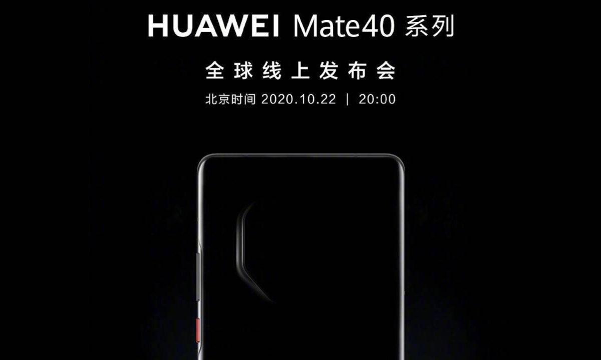 Huawei Mate 40 hexagonal