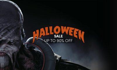 Humble Store Halloween