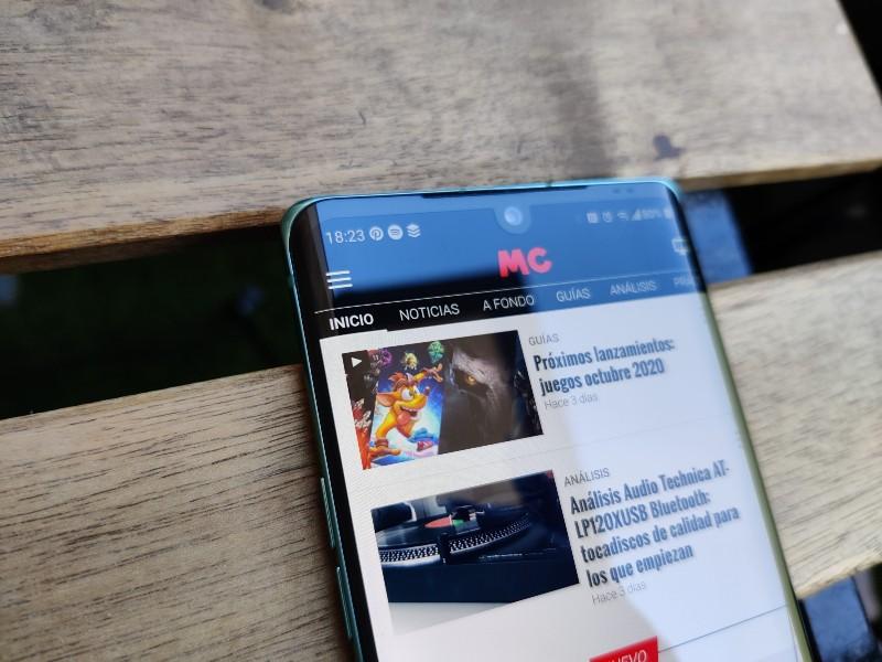 LG Velvet 5G, análisis: Un gama media con altas aspiraciones 35